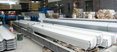 桁架楼承板的安装办法